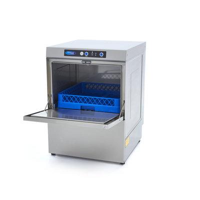 Maxima Horeca Voorlader Vaatwasser met Afvoer & Zeeppompen VN-500 Ultra 400V