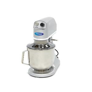 Maxima Küchenmaschine MPM 7L Silber