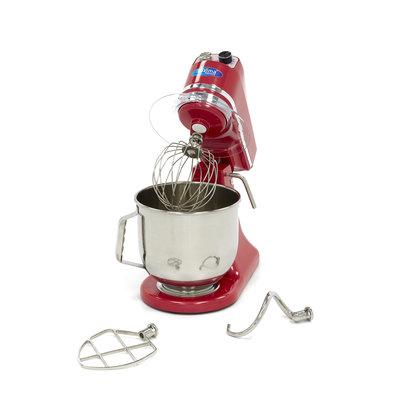 Maxima Küchenmaschine MPM 7L Raspberry Red