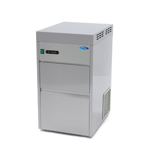Maxima Flake Ice / Crushed Ice Machine M-ICE 50 FLAKE - Water Cooled