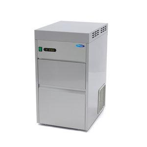 Maxima Machine De Glace Pilée / De Glace Concassé M-ICE 50 FLAKE - Refroidi à l'eau