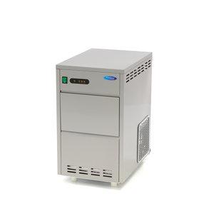 Maxima Machine De Glace Pilée / De Glace Concassé M-ICE 30 FLAKE - Refroidi à l'eau