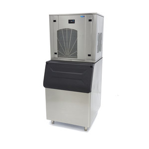 Maxima Flake Ice / Crushed Ice Machine M-ICE 400 FLAKE - Air Cooled