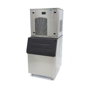 Maxima Scherben Eismachine / Crushed Eismachine M-ICE 400 FLAKE - Luftgekühlt