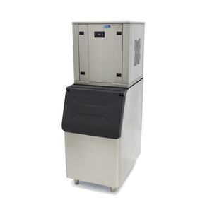 Maxima Flake Ice / Crushed Ice Machine M-ICE 250 FLAKE - Water Cooled