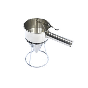 Maxima Stainless Steel Batter Dispenser - 1.3L