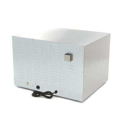 Maxima Heteluchtoven / Bakkerijoven MCO Stoom 4 Trays 60 x 40 cm 230V