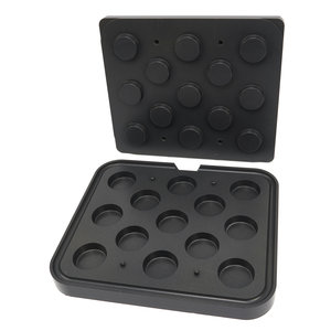 Maxima Tartlet Mould - Round - 60/54 mm - 13 pieces