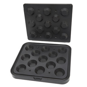 Maxima Tartlet Mould - Round - 67/41 mm - 13 pieces
