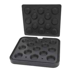 Maxima Tartet Mould - Round - 69/43 mm - 13 pieces