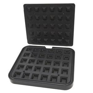Maxima Tartlet Mould - Square - 41/23 mm - 30 pieces