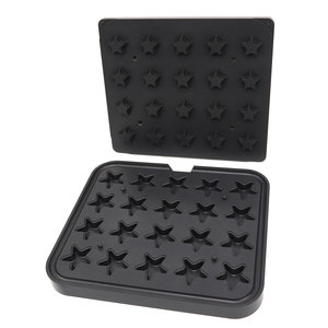 Maxima Tartlet Mould - Star - 20 pieces