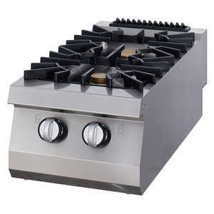 Maxima Premium Cooker - 2 Burners - Gas