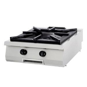 Maxima Premium Kookplaat - 1 Pit - Gas