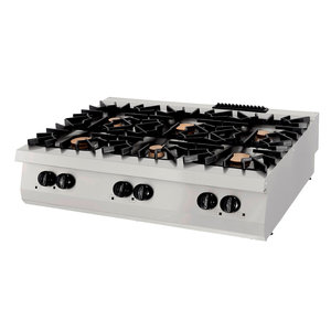 Maxima Premium Cooker - 6 Burners - Gas