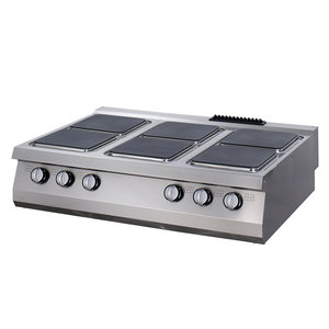 Maxima Premium Cooker - 6 Burners - Electric