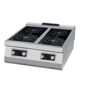 Maxima Premium  Induction Cooker - 4 Burners - Electric