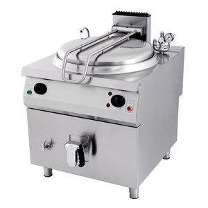 Maxima Premium Boiling pan 150L - Electric - Indirect