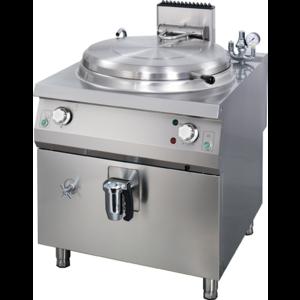 Maxima Premium Boiling pan 100L - Gas - Direct