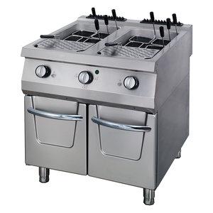 Maxima Premium Pasta Cooker - Double - Gas