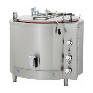 Maxima Boiling pan 500L - Gas - Indirect
