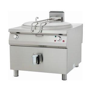 Maxima Boiling pan 250L - Gas - Direct
