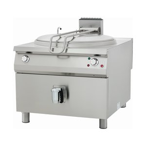 Maxima Boiling pan 250L - Gas - Indirect