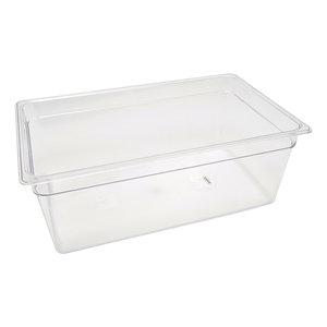 Maxima Gastronorm Container 1/1 GN - 20cm Deep - 53 x 32,5 cm - Polycarbonate