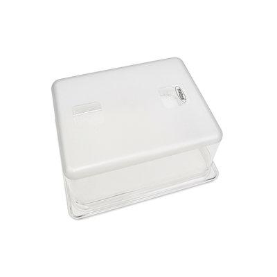 Maxima Gastronorm Bak Polycarbonaat 1/2 GN | 150mm | 325x265mm - Copy