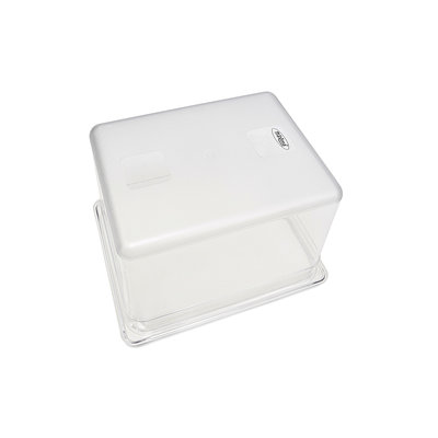 Maxima Gastronorm Bak Polycarbonaat 1/2 GN | 200mm | 325x265mm