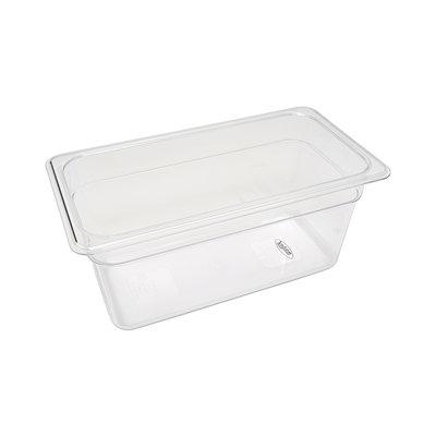 Maxima Gastronorm Bak Polycarbonaat 1/3 GN | 150mm | 325x176mm