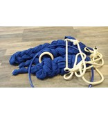 Aerial silk workshop