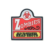 4TAC Zombies Old Fashioned Head Shots Patch