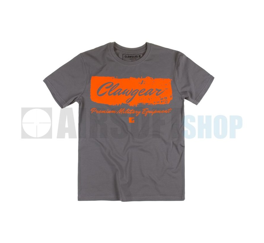 Handwritten Tee T-Shirt (Grey)