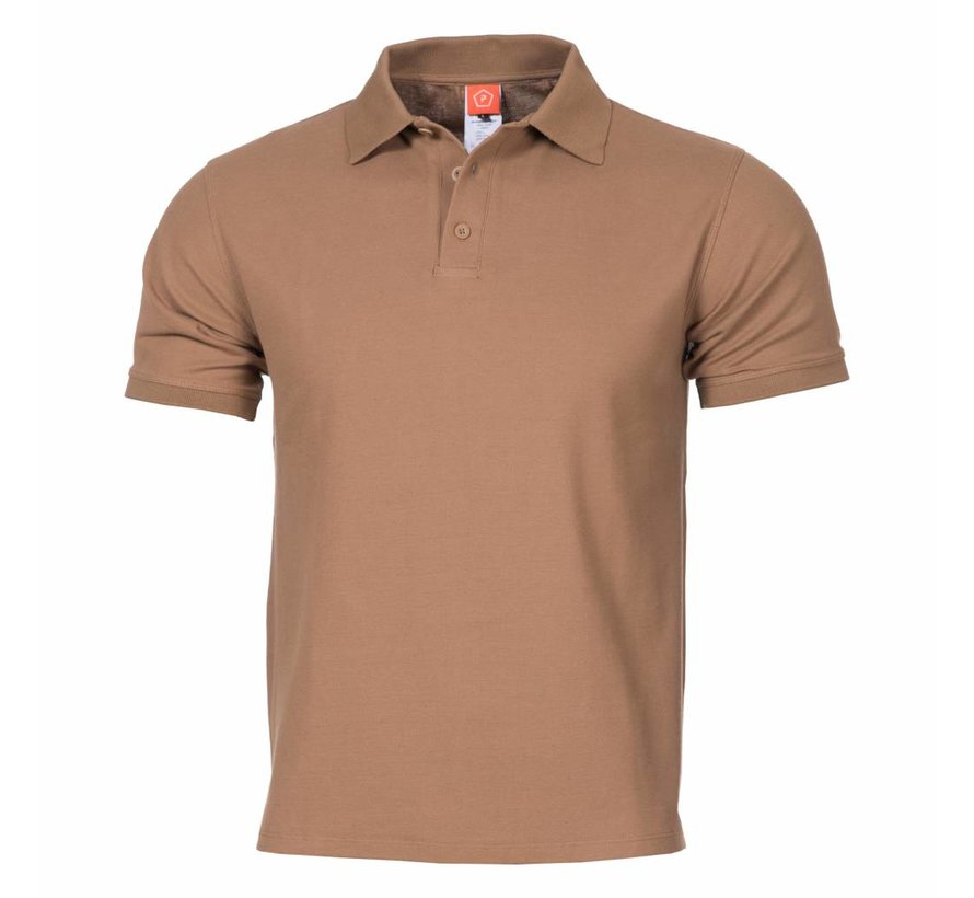 Aniketos Polo Shirt (Coyote)