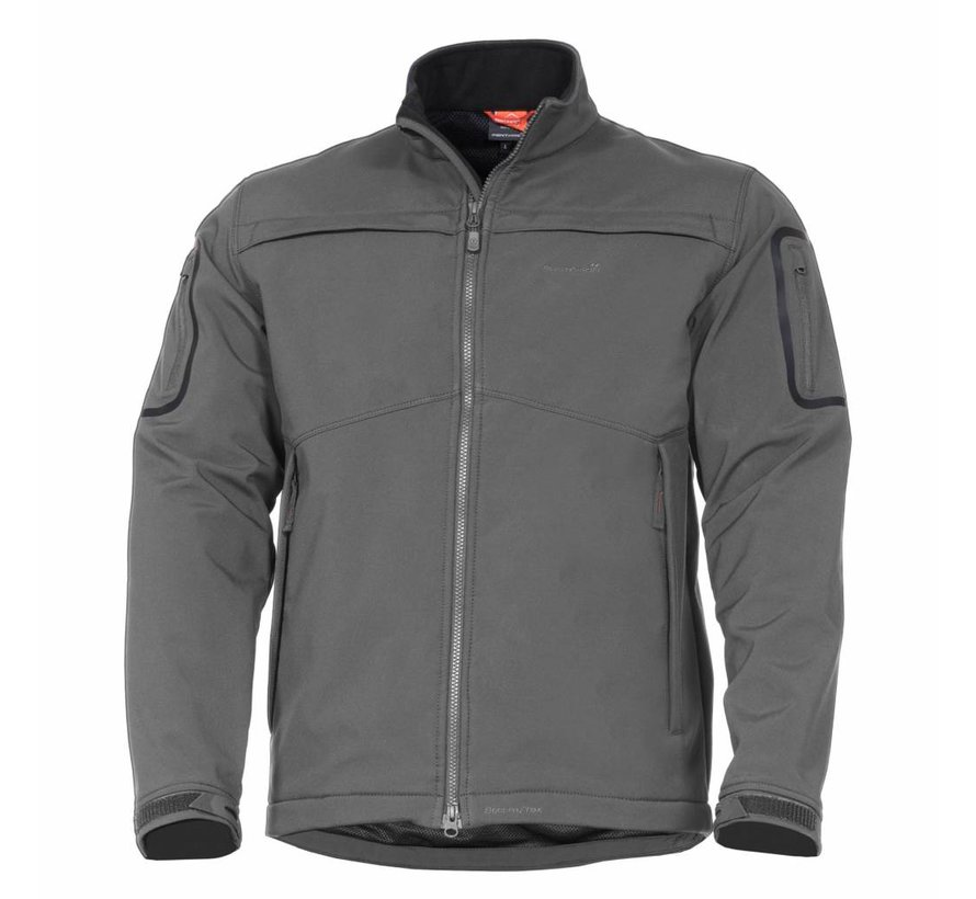 Kryvo Softshell Jacket (Wolf Grey)