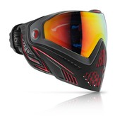 Dye Goggle i5 FIRE Black/Red