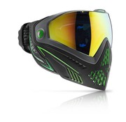 Dye Goggle i5 EMERALD Black/Lime