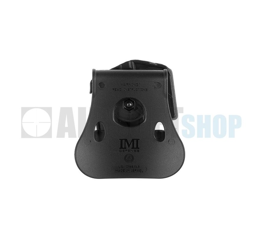 Walther PPQ Holster (Black)