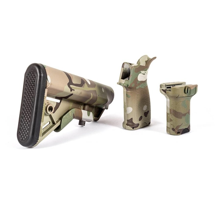 BR Furniture M4 Kit (Short) (Multicam)