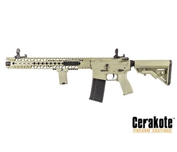Evolution/Dytac LA M4 Carbine Lone Star Edition (Cerakote) (Foliage Green)