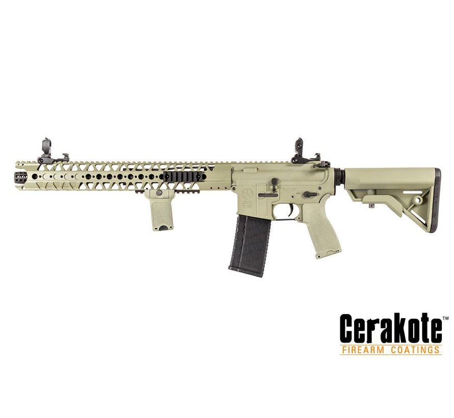 LA M4 Carbine Lone Star Edition (Cerakote) (Foliage Green)
