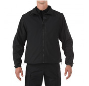 5.11 Tactical Valiant Softshell Jacket (Black)