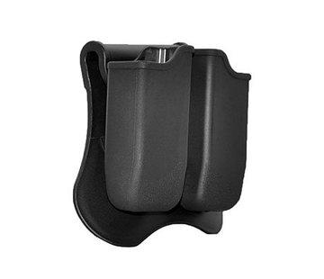 Cytac Paddle Magazine Pouch Beretta/S&W/SIG (Black)