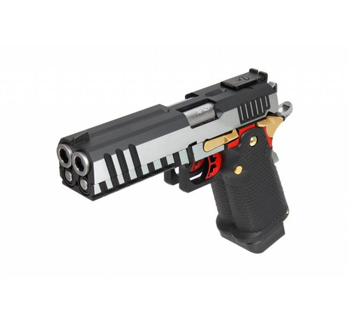 Armorer Works HX2101 Double Barrel (Silver)