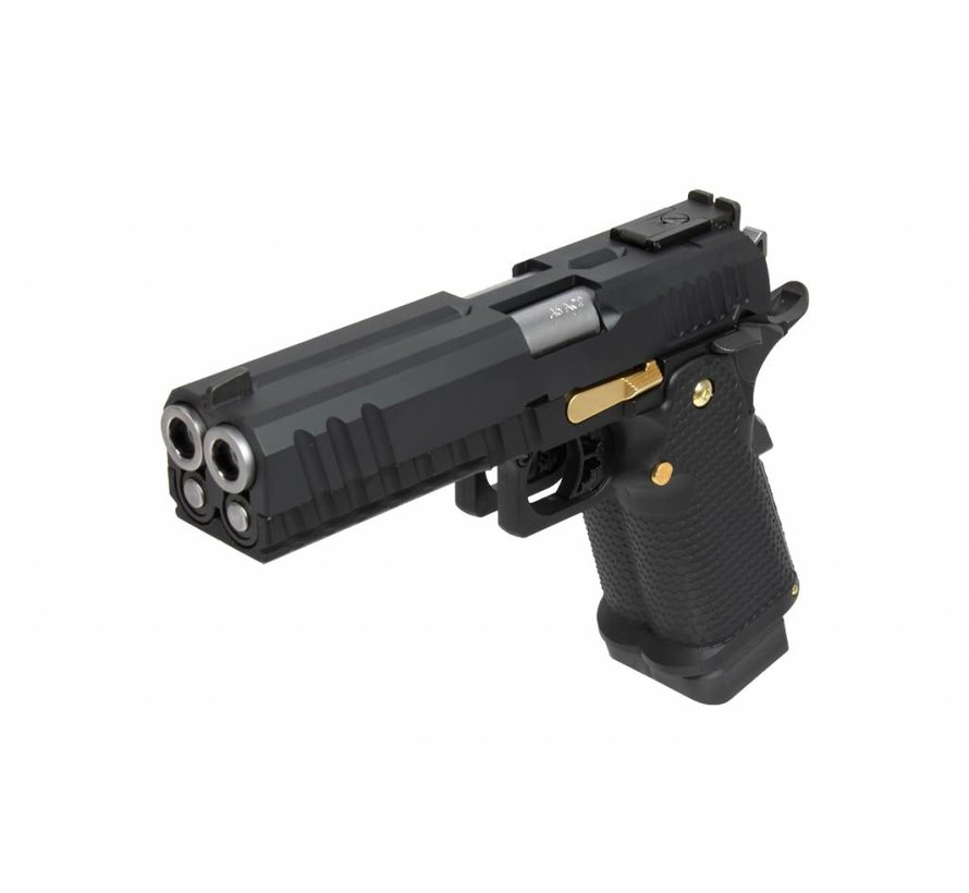 HX2102 Double Barrel (Black)