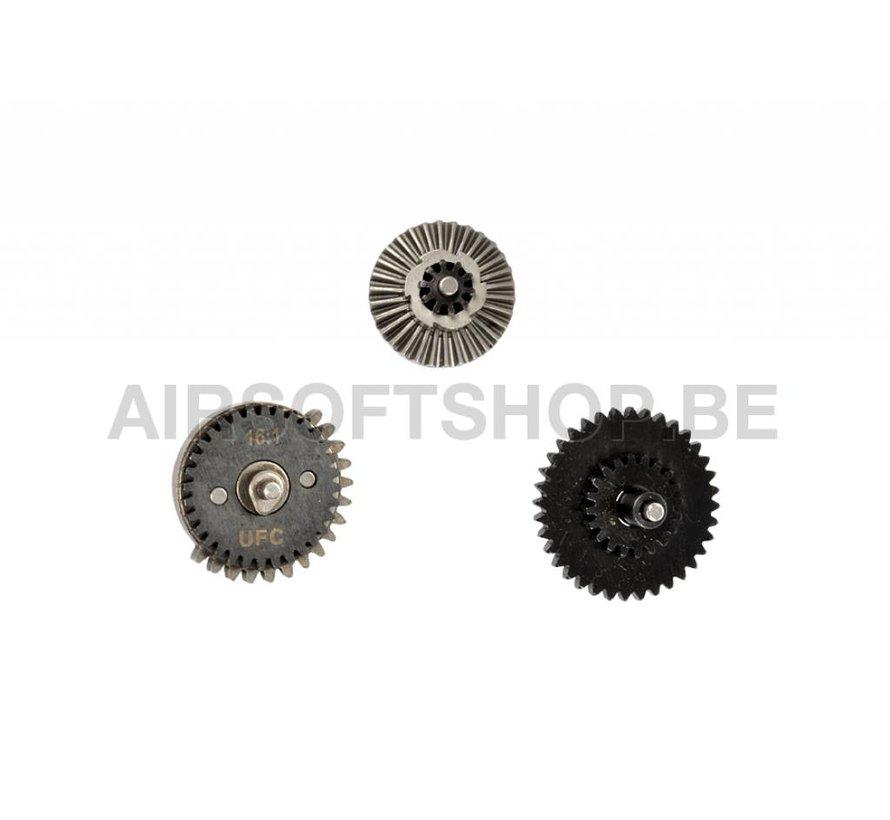 16:1 Hi-Speed Steel CNC Gear Set
