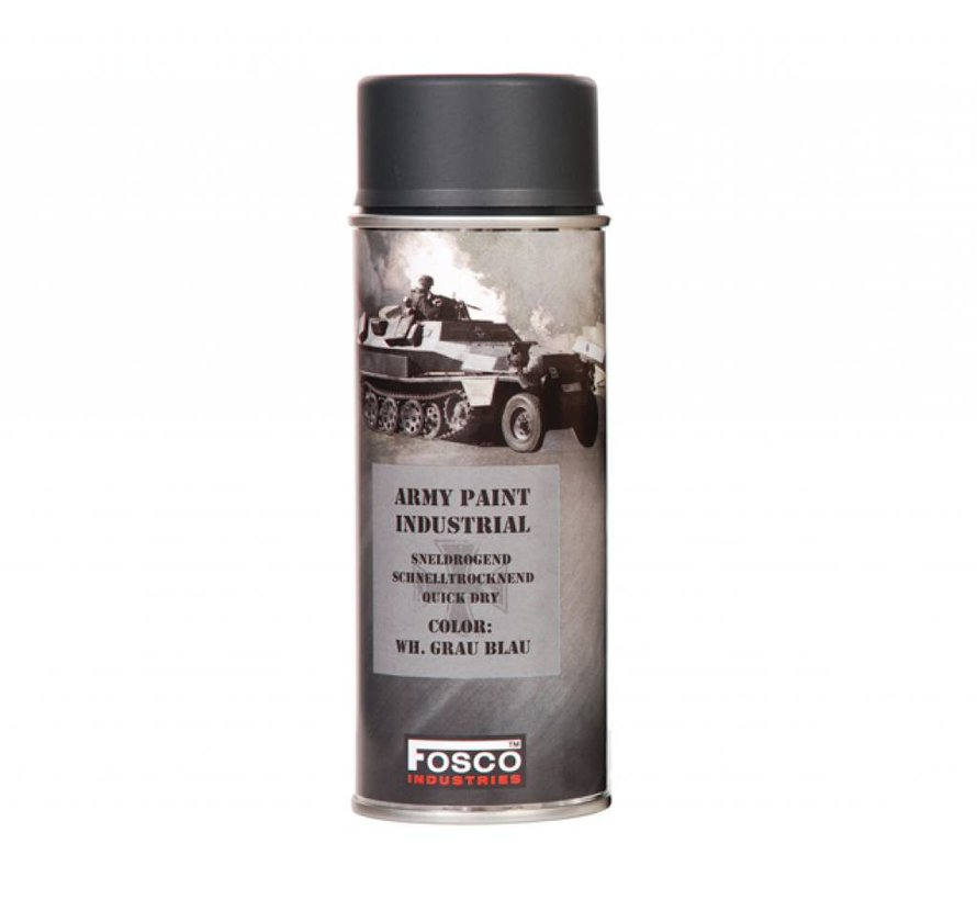 Spray Paint WH. Grau Blau 400ml