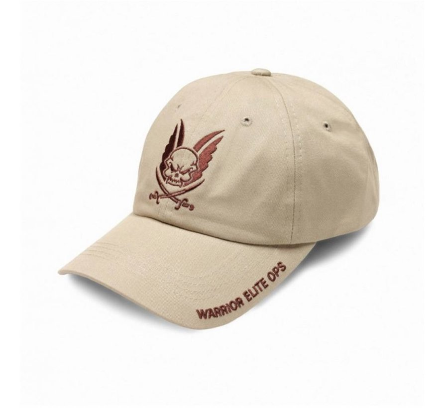 Logo Cap (Coyote Tan Embroidery)