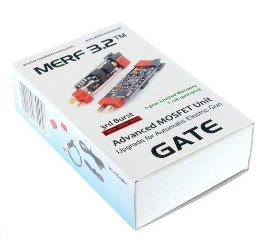 MERF 3.2 Advanced Mosfet